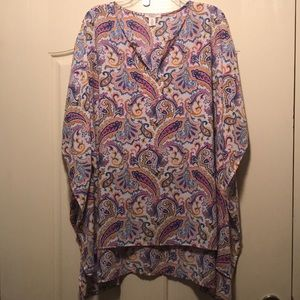 EUC Westbound Woman blouse in 2x.